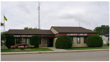 Radisson Town Office